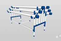 Hidroponik Sistem DFT-