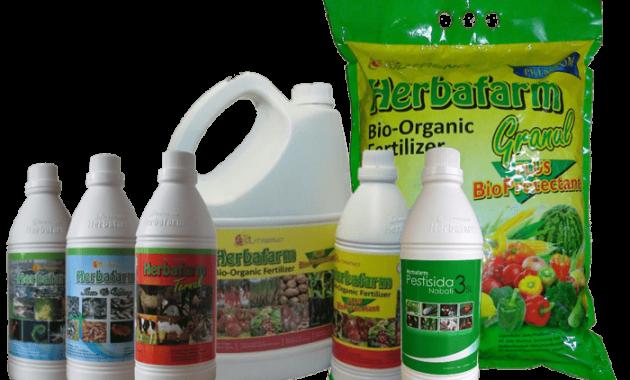 Pupuk Cair Bio Organik